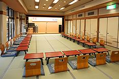 大宴会場(70畳・舞台付)
